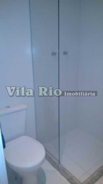 BANHEIRO 2 - Apartamento 1 quarto à venda Irajá, Rio de Janeiro - R$ 272.793 - VAP10006 - 7