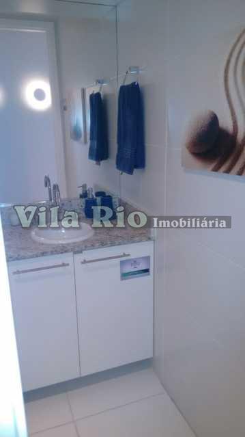 BANHEIRO 3 - Apartamento 1 quarto à venda Irajá, Rio de Janeiro - R$ 272.793 - VAP10006 - 8