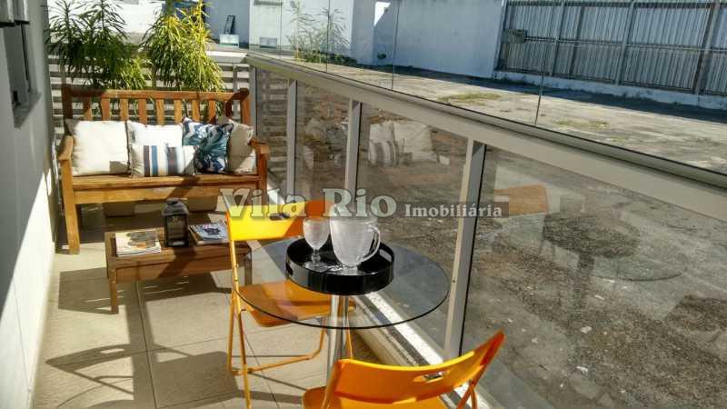 VARANDA 2 - Apartamento 1 quarto à venda Irajá, Rio de Janeiro - R$ 272.793 - VAP10006 - 17