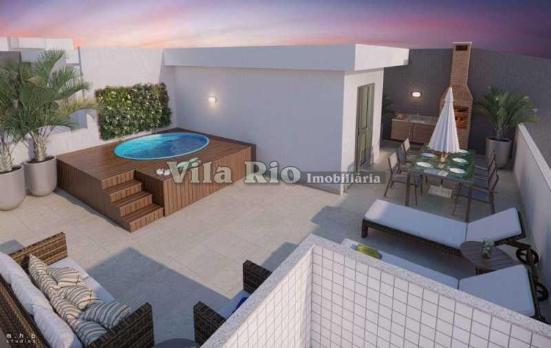 COBERTURA - Apartamento 1 quarto à venda Irajá, Rio de Janeiro - R$ 272.793 - VAP10006 - 18
