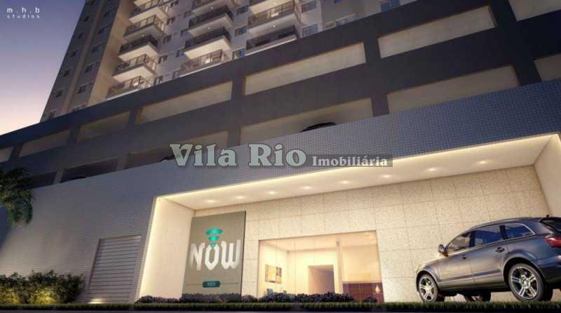 HALL - Apartamento 1 quarto à venda Irajá, Rio de Janeiro - R$ 272.793 - VAP10006 - 19