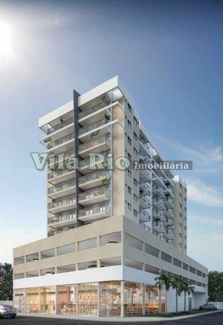 PRÉDIO - Apartamento 1 quarto à venda Irajá, Rio de Janeiro - R$ 272.793 - VAP10006 - 21