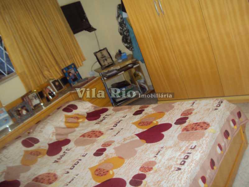 QUARTO1 1 - Casa 7 quartos à venda Braz de Pina, Rio de Janeiro - R$ 500.000 - VCA70001 - 5