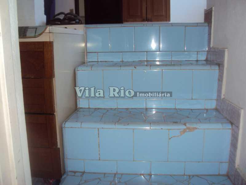 ESCADA - Casa 7 quartos à venda Braz de Pina, Rio de Janeiro - R$ 500.000 - VCA70001 - 19