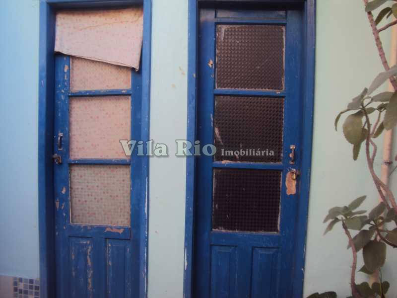 FUNDOS 1 - Casa 7 quartos à venda Braz de Pina, Rio de Janeiro - R$ 500.000 - VCA70001 - 20