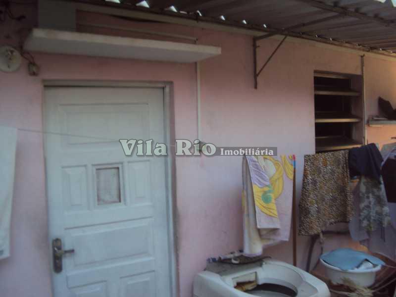 FUNDOS 3 - Casa 7 quartos à venda Braz de Pina, Rio de Janeiro - R$ 500.000 - VCA70001 - 22