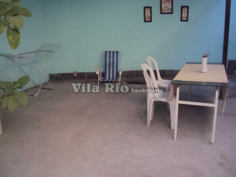 QUINTAL 1 - Casa 7 quartos à venda Braz de Pina, Rio de Janeiro - R$ 500.000 - VCA70001 - 24