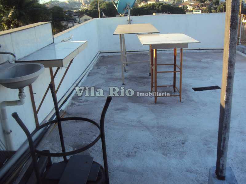 TERRAÇO 2 - Casa 7 quartos à venda Braz de Pina, Rio de Janeiro - R$ 500.000 - VCA70001 - 27