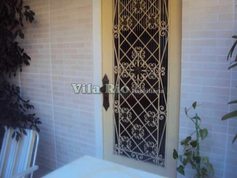 VARANDA 1 - Casa 7 quartos à venda Braz de Pina, Rio de Janeiro - R$ 500.000 - VCA70001 - 30