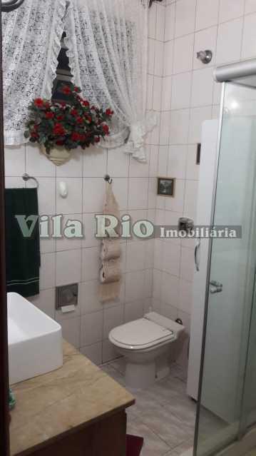 Banheiro social.1 - Apartamento 2 quartos à venda Penha, Rio de Janeiro - R$ 350.000 - VAP20036 - 17