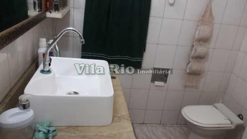 Banheiro social - Apartamento 2 quartos à venda Penha, Rio de Janeiro - R$ 350.000 - VAP20036 - 18