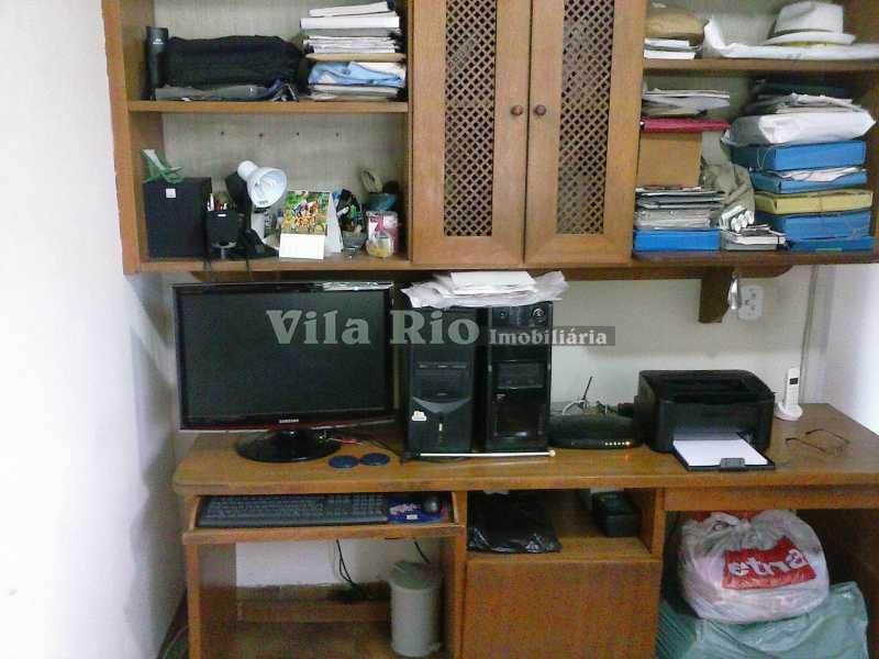 QUARTO2 - Apartamento 2 quartos à venda Vila da Penha, Rio de Janeiro - R$ 320.000 - VAP20047 - 11