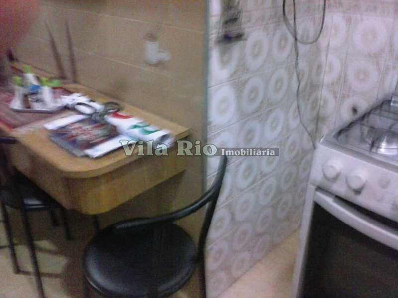 COZINHA - Apartamento 2 quartos à venda Vila da Penha, Rio de Janeiro - R$ 320.000 - VAP20047 - 24