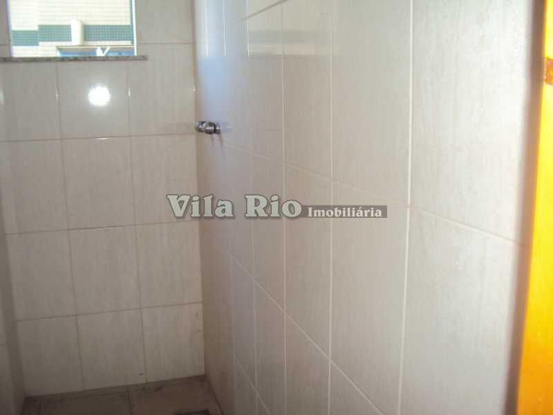 BANHEIRO 1 - Apartamento À VENDA, Vila da Penha, Rio de Janeiro, RJ - VAP30016 - 12