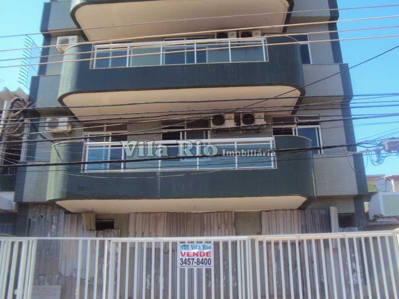 PRÉDIO 1 - Apartamento À VENDA, Vila da Penha, Rio de Janeiro, RJ - VAP30016 - 1