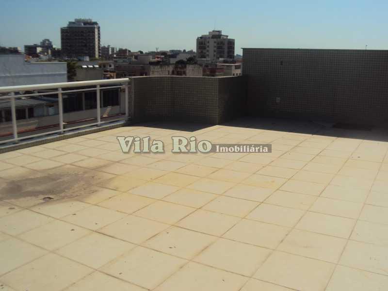 TERRAÇO - Apartamento À VENDA, Vila da Penha, Rio de Janeiro, RJ - VAP30016 - 27
