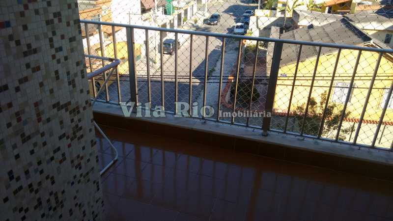 VARANDA1 - Apartamento Vista Alegre, Rio de Janeiro, RJ À Venda, 2 Quartos, 82m² - VAP20051 - 5