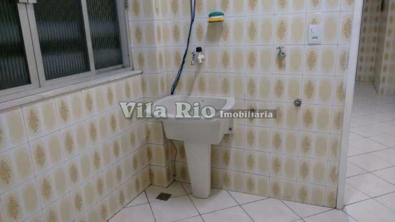área - Apartamento Vista Alegre, Rio de Janeiro, RJ À Venda, 2 Quartos, 82m² - VAP20051 - 10