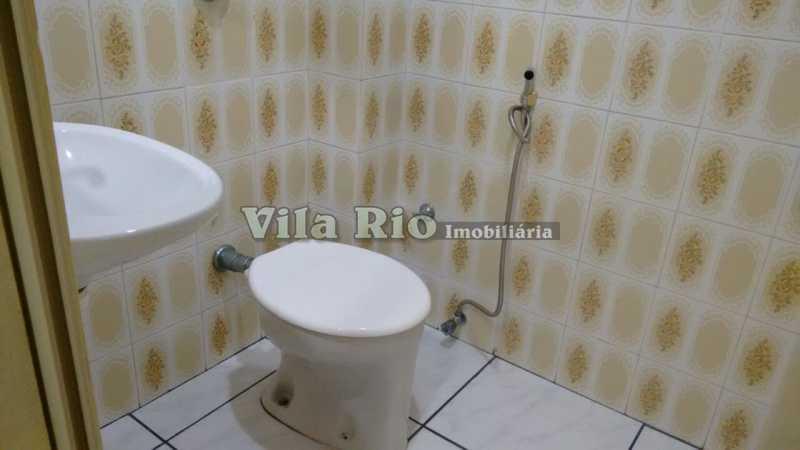 Banheiro de serviço - Apartamento Vista Alegre, Rio de Janeiro, RJ À Venda, 2 Quartos, 82m² - VAP20051 - 11