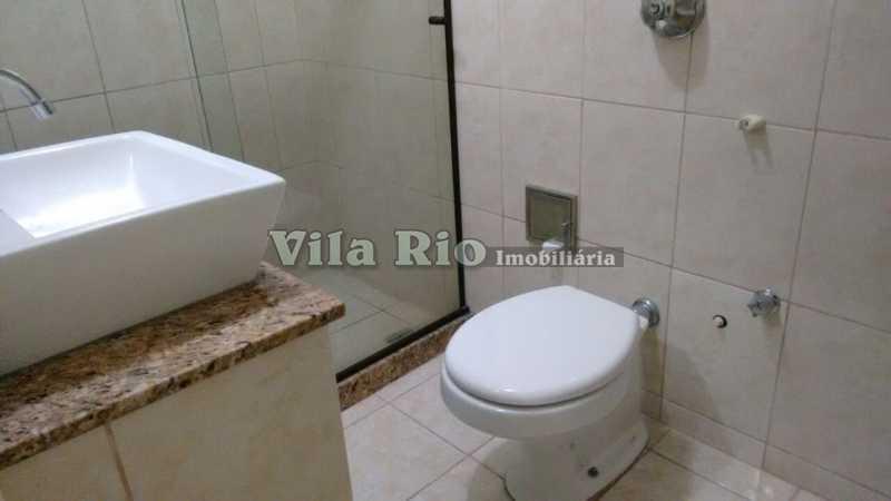 Banheiro1 - Apartamento Vista Alegre, Rio de Janeiro, RJ À Venda, 2 Quartos, 82m² - VAP20051 - 13