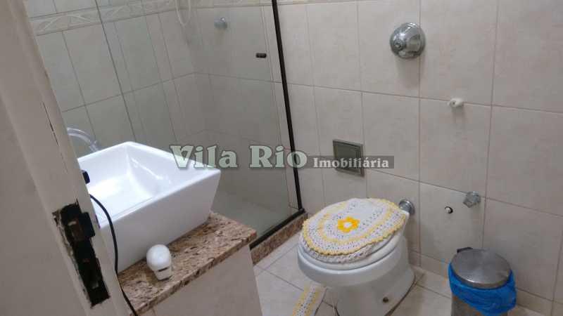 BANHEIRO2 - Apartamento Vista Alegre, Rio de Janeiro, RJ À Venda, 2 Quartos, 82m² - VAP20051 - 15