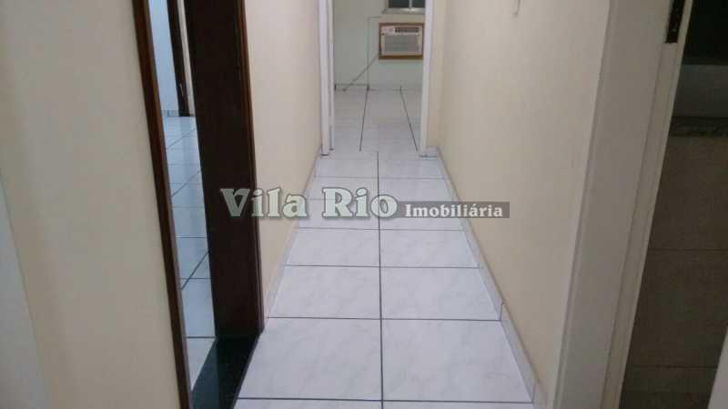 Circulação - Apartamento Vista Alegre, Rio de Janeiro, RJ À Venda, 2 Quartos, 82m² - VAP20051 - 16