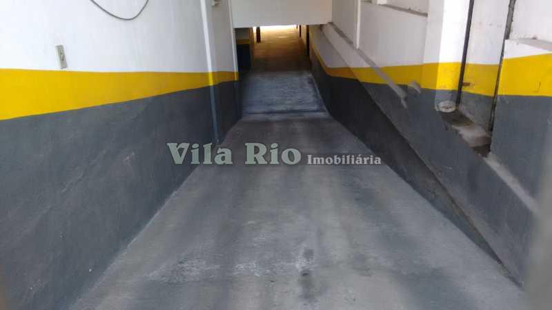 GARAGEM - Apartamento Vista Alegre, Rio de Janeiro, RJ À Venda, 2 Quartos, 82m² - VAP20051 - 21