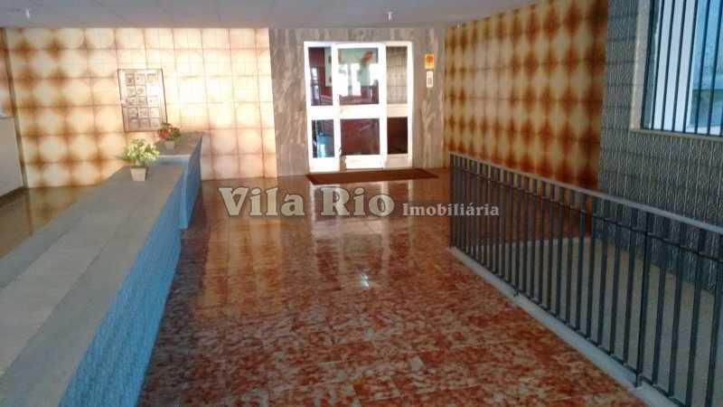 PORTARIA - Apartamento Vista Alegre, Rio de Janeiro, RJ À Venda, 2 Quartos, 82m² - VAP20051 - 22