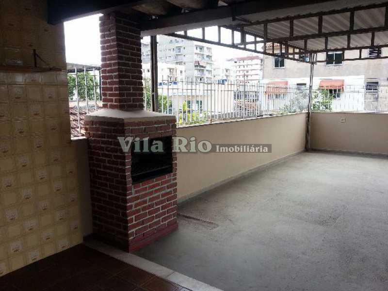 TERRAÇO 2 - Casa Irajá,Rio de Janeiro,RJ À Venda,3 Quartos,300m² - VCA30009 - 16