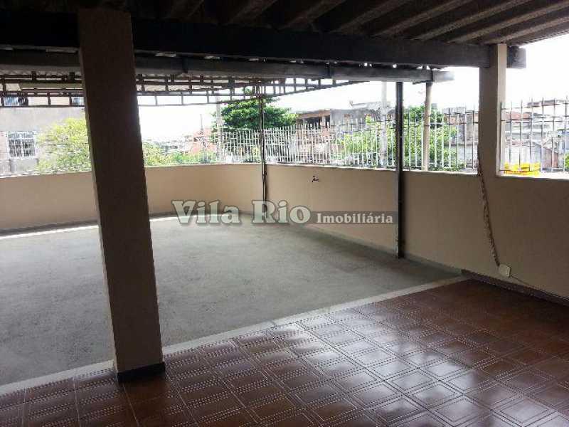 TERRAÇO - Casa Irajá,Rio de Janeiro,RJ À Venda,3 Quartos,300m² - VCA30009 - 17