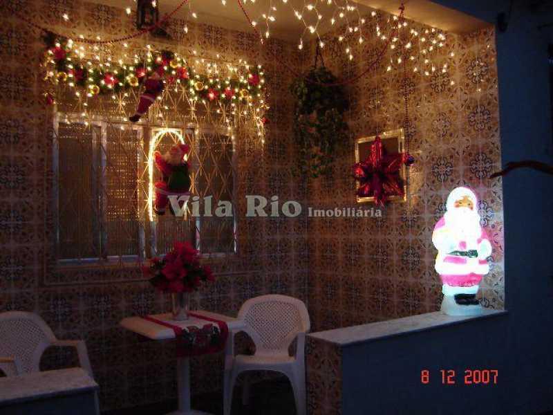 VARANDA - Casa Irajá,Rio de Janeiro,RJ À Venda,3 Quartos,300m² - VCA30009 - 19