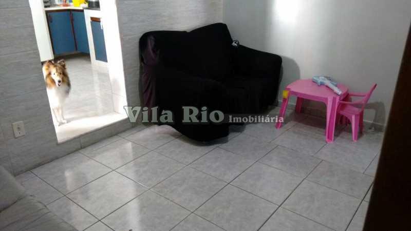 sala - Casa Irajá,Rio de Janeiro,RJ À Venda,4 Quartos,153m² - VCA40006 - 4