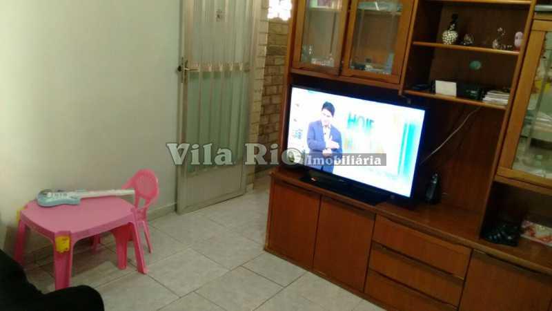 sala1 - Casa Irajá,Rio de Janeiro,RJ À Venda,4 Quartos,153m² - VCA40006 - 1