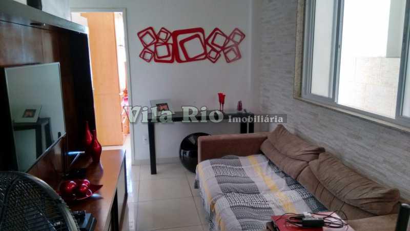 sala2 - Casa Irajá,Rio de Janeiro,RJ À Venda,4 Quartos,153m² - VCA40006 - 3