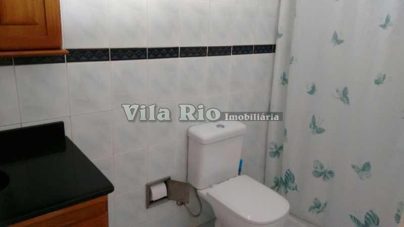 banheiro2 - Casa Irajá,Rio de Janeiro,RJ À Venda,4 Quartos,153m² - VCA40006 - 19