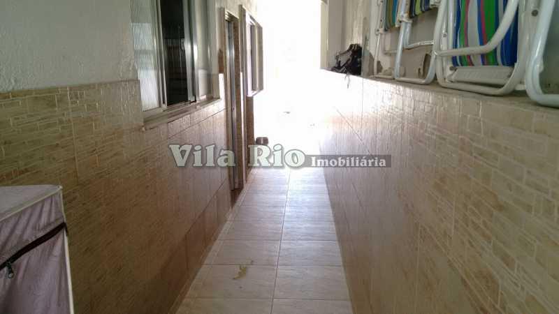 circulação2 - Casa Irajá,Rio de Janeiro,RJ À Venda,4 Quartos,153m² - VCA40006 - 22