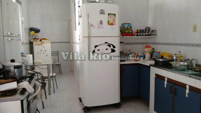 cozinha - Casa Irajá,Rio de Janeiro,RJ À Venda,4 Quartos,153m² - VCA40006 - 23
