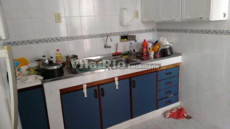 cozinha1 - Casa Irajá,Rio de Janeiro,RJ À Venda,4 Quartos,153m² - VCA40006 - 24
