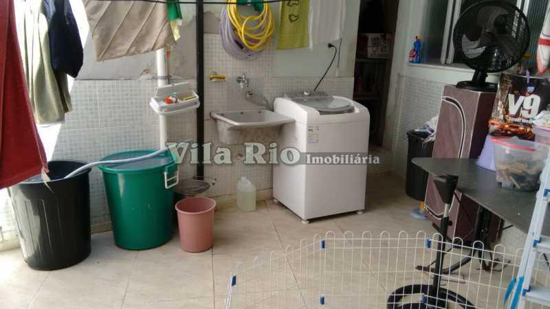 quintal1 - Casa Irajá,Rio de Janeiro,RJ À Venda,4 Quartos,153m² - VCA40006 - 29