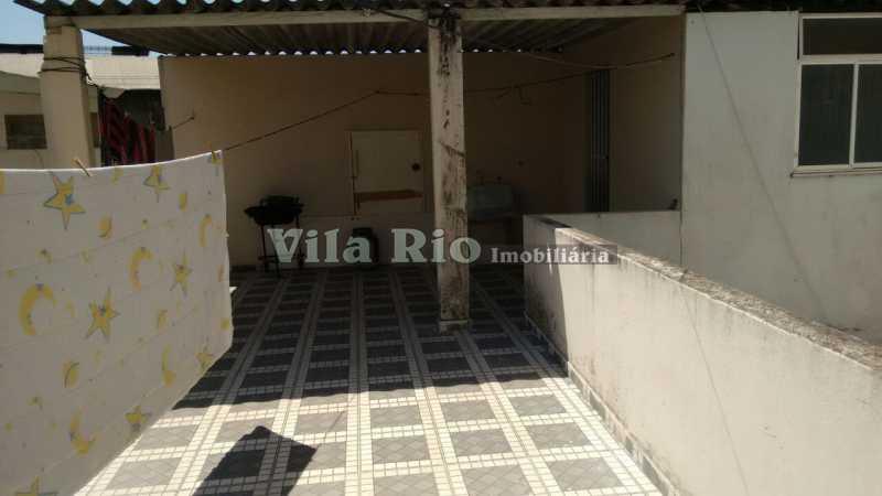 Terraço - Casa Irajá,Rio de Janeiro,RJ À Venda,4 Quartos,153m² - VCA40006 - 30