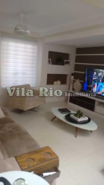 SALA - Casa em Condomínio 3 quartos à venda Irajá, Rio de Janeiro - R$ 850.000 - VCN30003 - 1