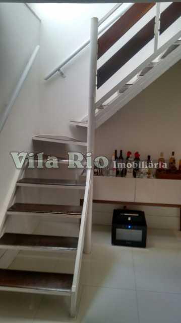SALA1 - Casa em Condomínio 3 quartos à venda Irajá, Rio de Janeiro - R$ 850.000 - VCN30003 - 4