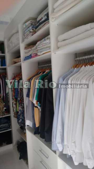 QUARTO1.1 - Casa em Condomínio 3 quartos à venda Irajá, Rio de Janeiro - R$ 850.000 - VCN30003 - 5
