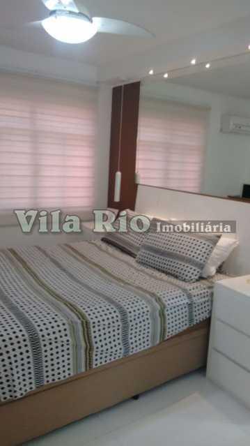 QUARTO1 - Casa em Condomínio 3 quartos à venda Irajá, Rio de Janeiro - R$ 850.000 - VCN30003 - 6