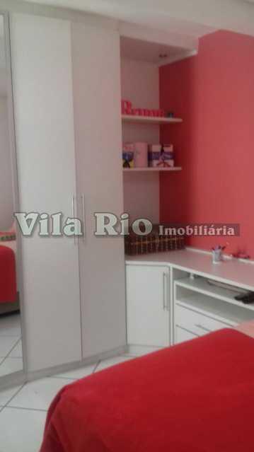 QUARTO2.2 - Casa em Condomínio 3 quartos à venda Irajá, Rio de Janeiro - R$ 850.000 - VCN30003 - 7