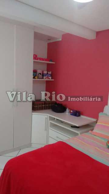 QUARTO2 - Casa em Condomínio 3 quartos à venda Irajá, Rio de Janeiro - R$ 850.000 - VCN30003 - 8
