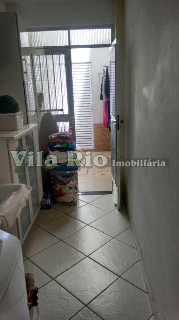 ÁREA - Casa em Condomínio 3 quartos à venda Irajá, Rio de Janeiro - R$ 850.000 - VCN30003 - 16