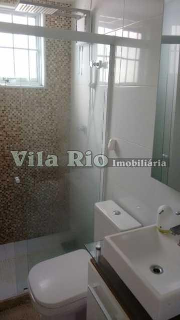 BANHEIRO - Casa em Condomínio 3 quartos à venda Irajá, Rio de Janeiro - R$ 850.000 - VCN30003 - 17