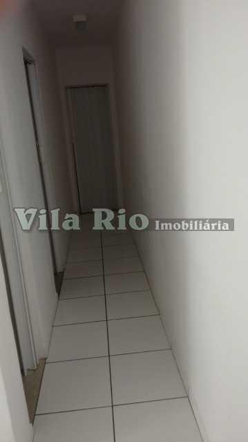 CIRCULAÇÃO - Casa em Condomínio 3 quartos à venda Irajá, Rio de Janeiro - R$ 850.000 - VCN30003 - 18