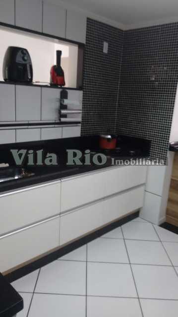 COZINHA - Casa em Condomínio 3 quartos à venda Irajá, Rio de Janeiro - R$ 850.000 - VCN30003 - 19
